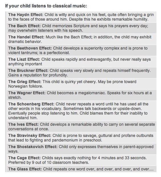 If your child..
